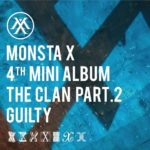 MONSTA X THE CLAN PART 2 GUILTY 4TH MINI ALBUM
