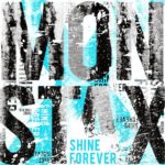 MONSTA X SHINE FOREVER 1ST ALBUM REPACKAGE