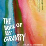 DAY6 THE BOOK OF US GRAVITY 5TH MINI ALBUM / $2 ADD ON PER POSTER