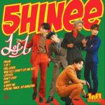 SHINEE 1 OF 1 VOL 5 ALBUM
