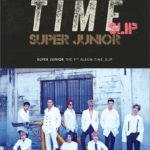 SUPER JUNIOR TIME SLIP 9TH ALBUM