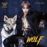 WOOSUNG WOLF 1ST MINI ALBUM