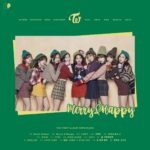 TWICE MERRY & HAPPY 1ST ALBUM REPACKAGE / $2 ADD ON PER POSTER