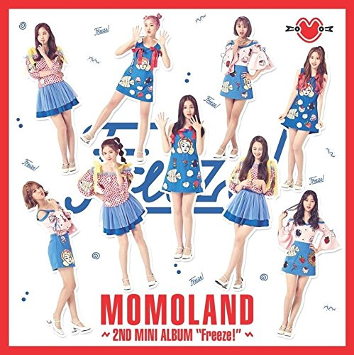 MOMOLAND FREEZE 2ND MINI ALBUM