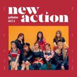 GUGUDAN NEW ACTION 3RD MINI ALBUM ACT.5