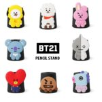 BT21 OFFICIAL PENCIL STAND