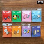 BT21 OFFICIAL CHARACTER BADGE