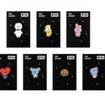 BT21 OFFICIAL PIN BADGE