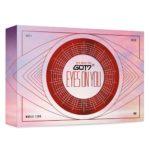 GOT7 EYES ON YOU WORLD TOUR DVD