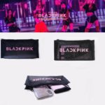 BLACKPINK OFFICIAL IN YOUR AREA MESH POUCH