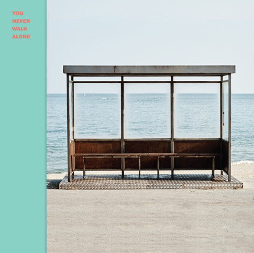 BTS 2ND ALBUM REPACKAGE YOU NEVER WALK ALONE