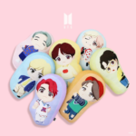 BTS POP UP : HOUSE OF BTS OFFICIAL CHARACTER SOFT CUSHION