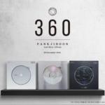PARK JI HOON 360 2ND MINI ALBUM