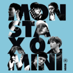 MONSTA X MINI ALBUM VOL 2 RUSH