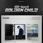 GOLDEN CHILD RE-BOOT ALBUM VOL.1 NORMAL VER