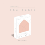 NUEST THE TABLE  7TH MINI  ALBUM AIR KIT