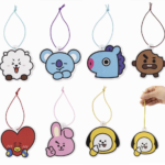 BT21 OFFICIAL PERFUME TAG