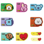 BT21 OFFICIAL POST IT NOTE