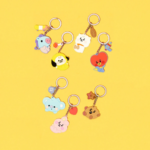 BT21 BABY OFFICIAL KEYRING