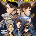 EXO THE WAR THE POWER OF MUSIC 4TH ALBUM REPACKAGE KOREAN VER [PRE]
