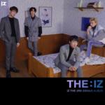IZ THE IZ 3RD SINGLE ALBUM