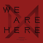 MONSTA X TAKE.2 WE ARE HERE 2ND ABULM