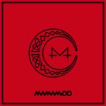 MAMAMOO RED MOON 7TH MINI ALBUM
