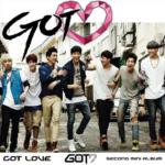 GOT7 GOT LOVE 2ND MINI ALBUM [PRE]