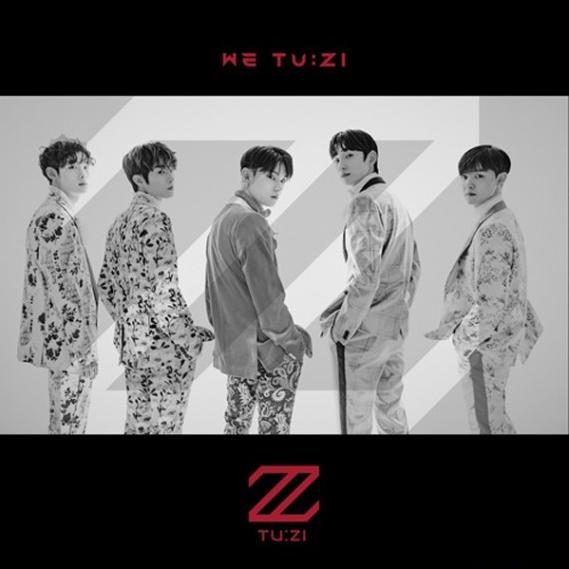 WE TU ZI 2Z EP Album – Kpop USA