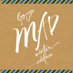 GOT7 MAD MINI ALBUM REPACKAGE WINTER EDITION MERRY VERSION