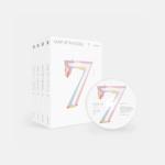 BTS MAP OF THE SOUL 7 4 ALBUMS SET