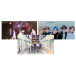 TXT THE DREAM CHAPTER STAR AND MAGIC ALBUM OFFICIAL POSTERS (3 POSTER SET)