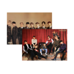 ATEEZ 1ST ALBUM TREASURE EP FIN ALL TO ACTION OFFICIAL POSTER (2 POSTERS SET)