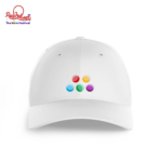 RED VELVET DAY 1 DAD HAT WITH EMBROIDERY WITH PHOTO TAG
