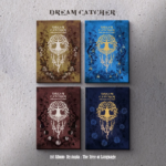 DREAMCATCHER DYSTOPIA THE TREE OF LANGUAGE 1ST ALBUM / $2 ADD ON PER POSTER