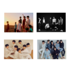 BTS LOVE YOURSELF TEAR OFFICIAL POSTER (4 POSTER SET)