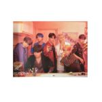 BTS MAP OF THE SOUL PERSONA OFFICIAL POSTER (VER 2)