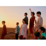 BTS LOVE YOURSELF TEAR OFFICIAL POSTER (VER Y)