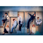 BTS LOVE YOURSELF ANSWER OFFICIAL POSTER (VER E)