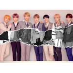 BTS LOVE YOURSELF ANSWER OFFICIAL POSTER (VER L)