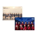LOONA # 2ND MINI ALBUM OFFICIAL POSTER NORMAL VERSION (2 POSTER SET)