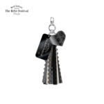 RED VELVET FINALE LACE TASSEL WITH CHARM KEYCHAIN WITH PHOTO TAG