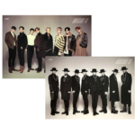 ATEEZ 4TH MINI ALBUM TREASURE EPILOGUE ACTION TO ANSWER OFFICIAL DOUBLE SIDED POSTERS (2 Posters Set)