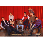 ATEEZ 1ST ALBUM TREASURE EP FIN ALL TO ACTION OFFICIAL POSTER (VER A)