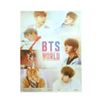 BTS WORLD OST OFFICIAL POSTER LIMITED