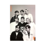 ATEEZ 1ST ALBUM TREASURE EP FIN ALL TO ACTION ANNIVERSARY OFFICIAL POSTER