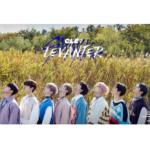 STRAY KIDS CLE LEVANTER OFFICIAL POSTER VER 1