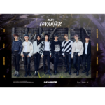 STRAY KIDS CLE LEVANTER OFFICIAL POSTER VER 3