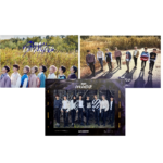 STRAY KIDS CLE LEVANTER OFFICIAL POSTER (3 POSTERS SET)