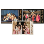 TWICE FEEL SPECIAL 8TH MINI ALBUM OFFICIAL POSTERS (3 POSTER SET)